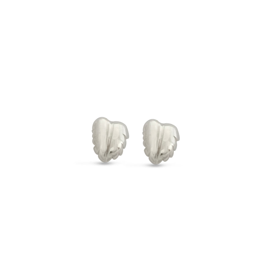 Monstera Mini Studs
