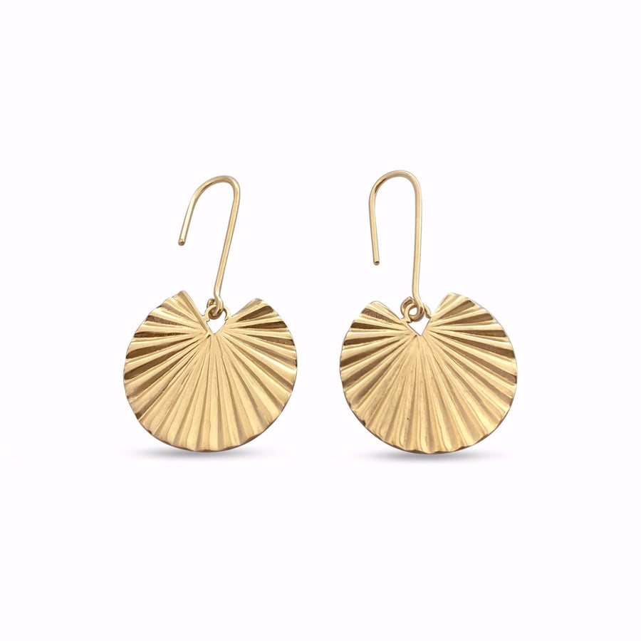 Loulu Earrings Vermeil