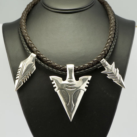 Triple Pua Pana Collar