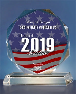 Grateful to win 2019 Best of Award again