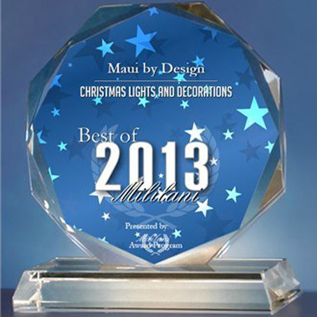 Best of 2013 Award received!