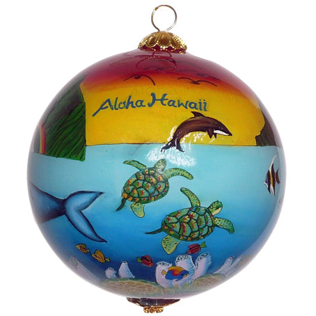 New Hawaiian Ornaments In Time For Christmas!