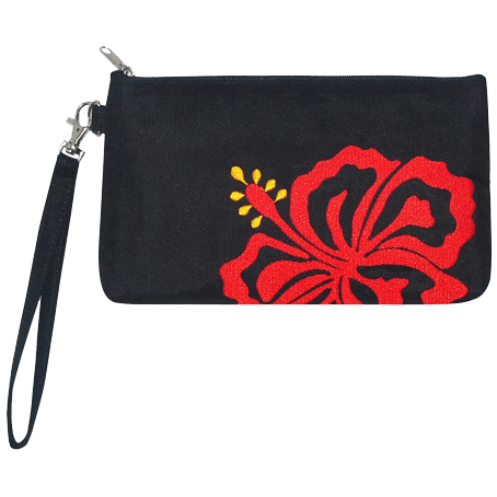 We Love Our New Hawaiian Wristlet Bags!