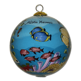 Tropical Fish Symphony Hawaii Ornament