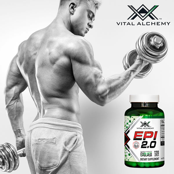 A Next Generation Muscle Cutter?    EPI 2.0  by Vital Alchemy Supplements