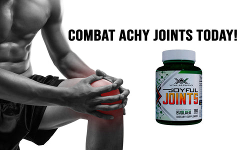 joint support, joint health, joint lubrication, vl, vital labs, joyful joints, painful joints, help joints, sore joints, inflamed joints