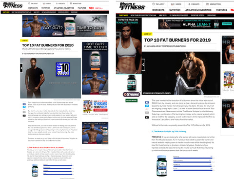 Muscle Sculptor, Vital Alchmey, fat burner, muscle hardener, best fat burner, natural anabolic, the muscle sculptor, muscle scuplter, muscle recovery, improve focus, increase energy