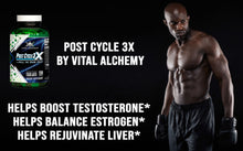 Post cycle therapy, PCT, Vital Labs,  Post Cycle,  Clomid, Post Cycle support,  Nolvadex, Protex, Postcycle 3x, postcycle, vital alchemy