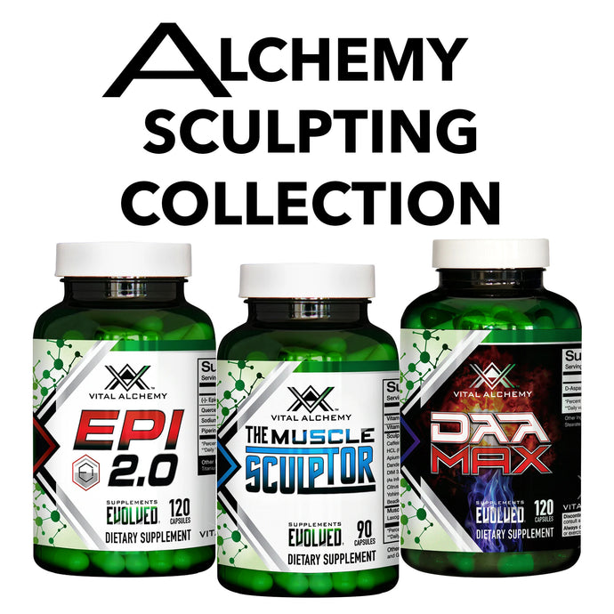 Alchemy Sculpting Collection - Vital Alchemy Supplements