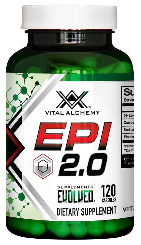 Natural Anabolic, Muscle Building, Natural Muscle Builder, epi 2.0, epi 20, increase muscle hardness, muscle recovery, increase strength, fat burner, lean mass, muscle endurance, vital alchemy