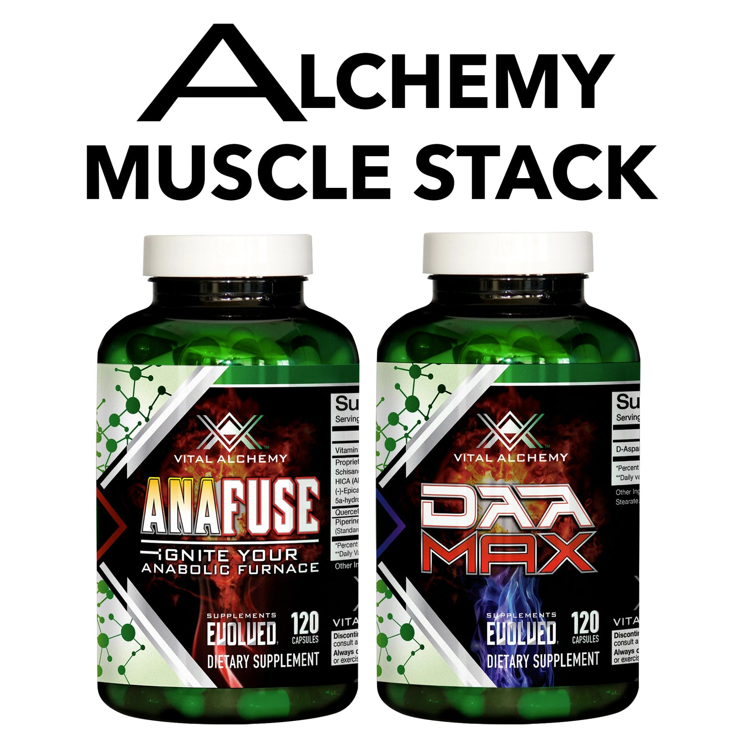 Alchemy Muscle Stack