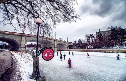 Top 5 Reasons to Visit Ottawa this Winter