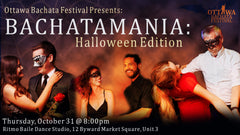 BachataMania Halloween Edition Dance Event