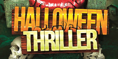 Halloween Thriller at the Bourbon Room October 31