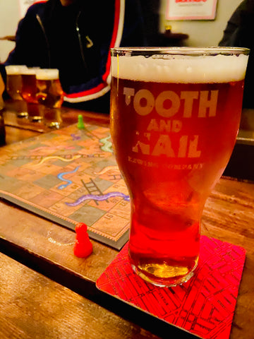 Tooth and Nail Microbrewery Hintonburg Ottawa