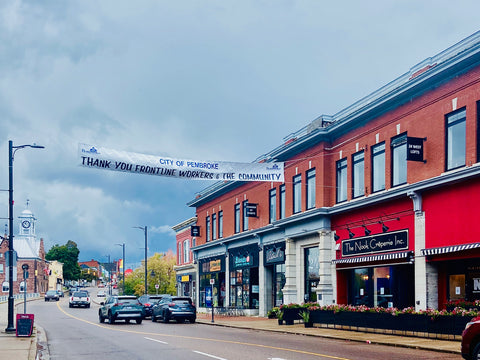 Downtown Pembroke Ontario, The Heart of the Ottawa Valley