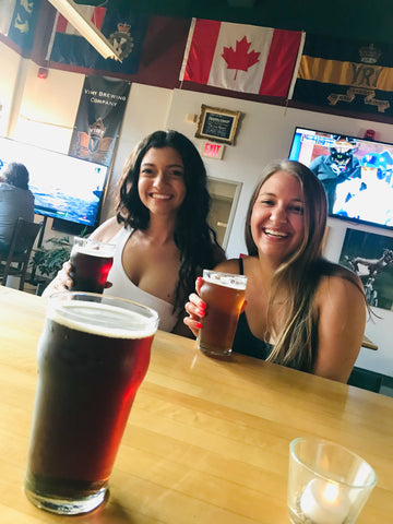 Vimy Brewery, Microbrewery Ottawa, Girls Who Drink Beer