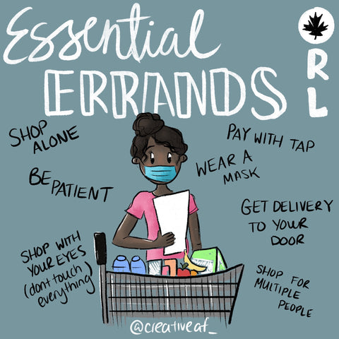 Essential Errand Ontario, Where to Get Local Ottawa Groceries, Ottawa Grocers, Ottawa Market Produce, Canadian Fruits and Veggies