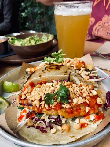 Where to eat in Vancouver BC, Gastown Vancouver restaurants, tacos at Tacofino, best tacos in BC, what to do in Vancouver BC, restaurants off blood alley Gastown Vancouver, Vancouver eats, Vancouver restaurant guide, Vancouver itinerary, where to have lunch in Vancouver