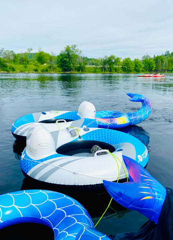 Float Down the Gatineau River in Wakefield Quebec