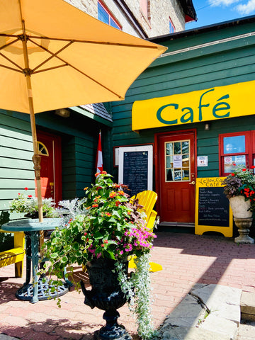 Yellow Canoe Cafe Merrickvile ON