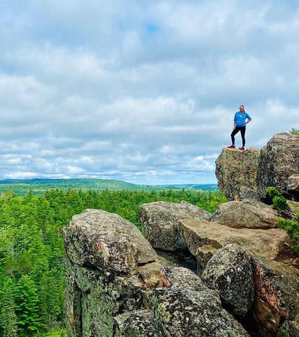 Eagles Nest Lookout, Manitou Mountain Trail