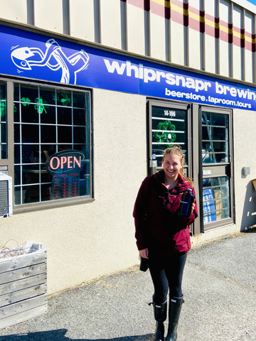 Whiprsnapr Brewing Co Bells Corners Ottawa