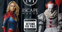 Escape Manor & BTP Haunted Manor Halloween Party