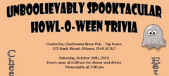 Unboolievably Spooktacular Howl-O-Ween Trivia