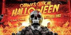 Ottawa's Official Halloween Club crawl and after-party