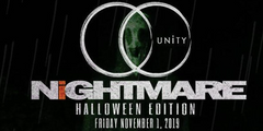 Unity V Nightmare Halloween Edition Nov 1