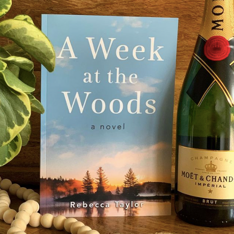 A Week in the Woods by Rebecca Taylor, Ottawa Local Book
