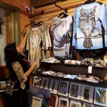 Khewa Boutique in Wakefield Quebec, Indigenous Artwork and Gifts