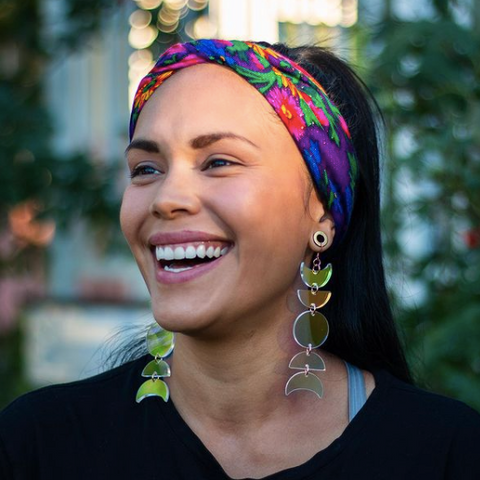 Indi City - Earrings, Indigenous Fashion for everyone