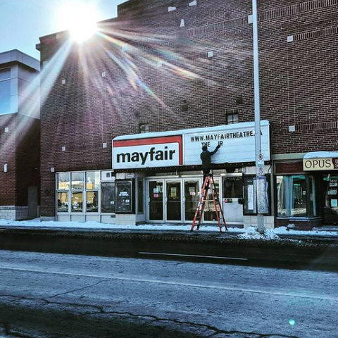 Mayfair Theatre Ottawa, Independent Theatre Virtual Screenings