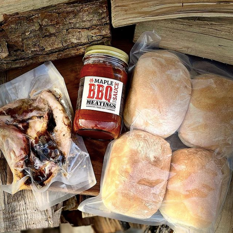 Meatings Pulled Pork and BBQ sauce, DIY BBQ Meal Kits, Ottawa Pulled Pork and Tacos