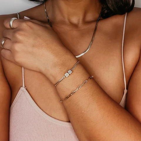 Orijin Jewelry, Black owned Canadian business, Timeless jewelry that is size inclusive, LGBTQ+ inclusive, supports BIPOC causes