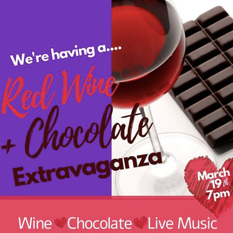 Ottawa Covid Friendly Date Ideas Online, Red Wine and chocolate Pairing Virtual Event with Ottawa's Savvy Company, Local Ontario Wines and Canadian chocolate