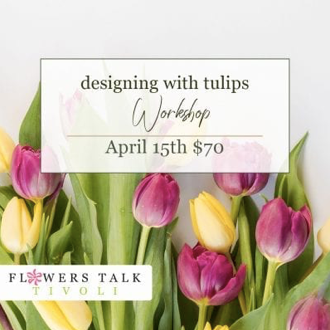 Virtual plant and flower workshops with Flowers Talk Tivoli, Ottawa events online, floral workshops in Ottawa, Ottawa online craft events, Workshops to enjoy at home in Ottawa, Ottawa Covid Friendly date ideas and activity