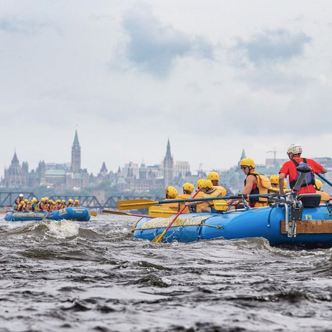 Ottawa City Rafting, epic summer activities in ottawa to do, what to do in Ottawa summer and fall, whitewater rafting the Ottawa river in the city from Britannia beach, rafting downtown Ottawa, visiting Ottawa in summer, top things to do in Ottawa