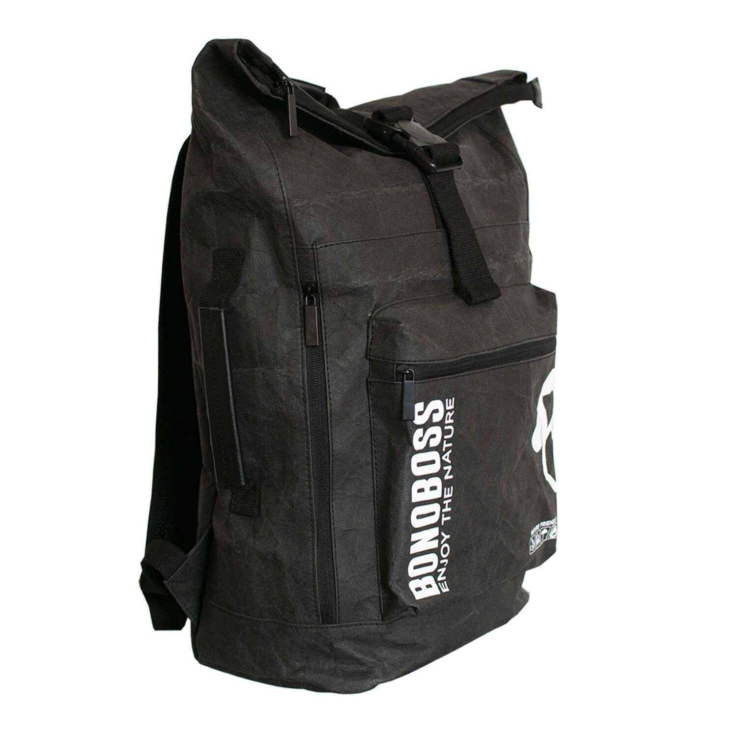 Mochila Papel Sustentable Mountain Negra