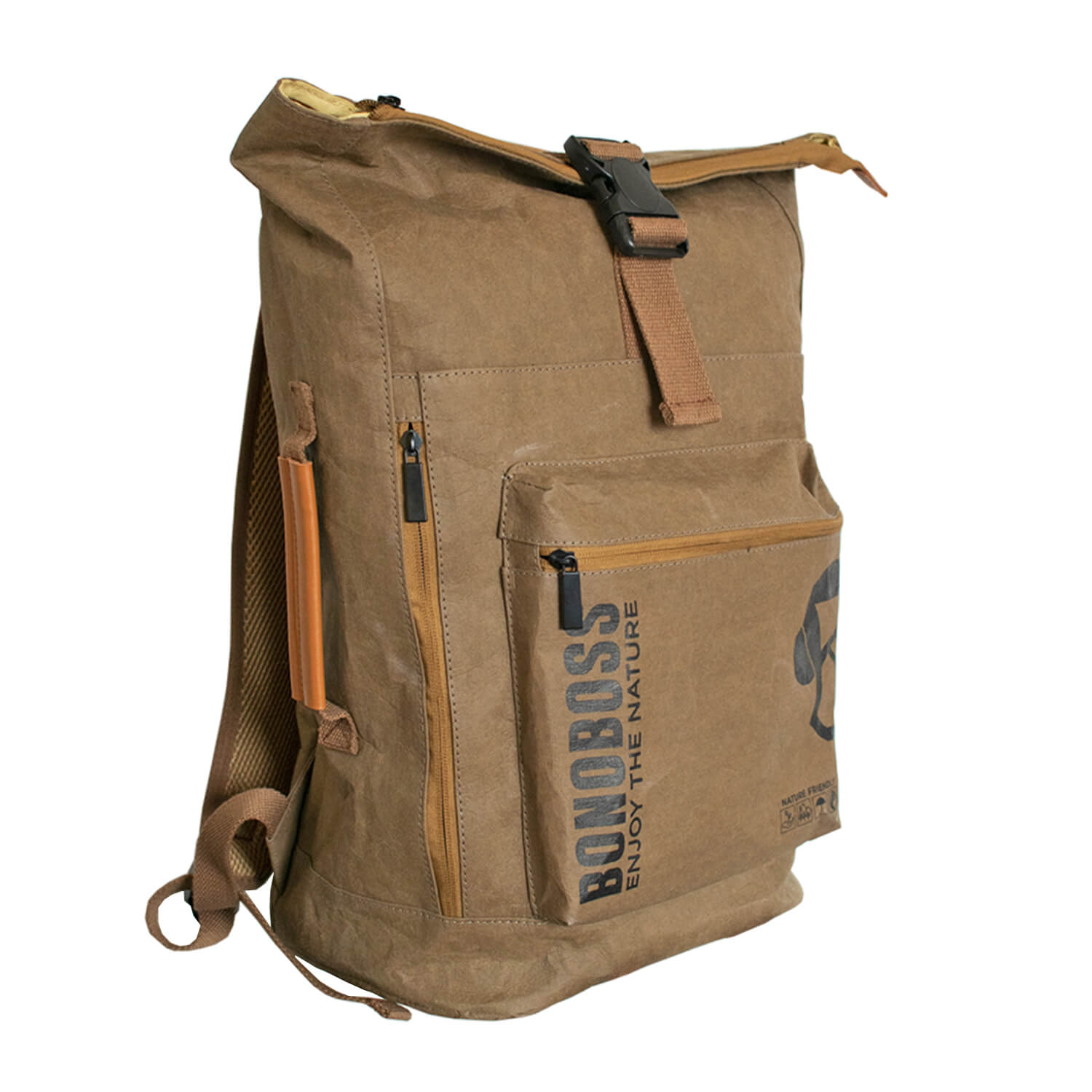 Mochila Papel Sustentable Mountain Café