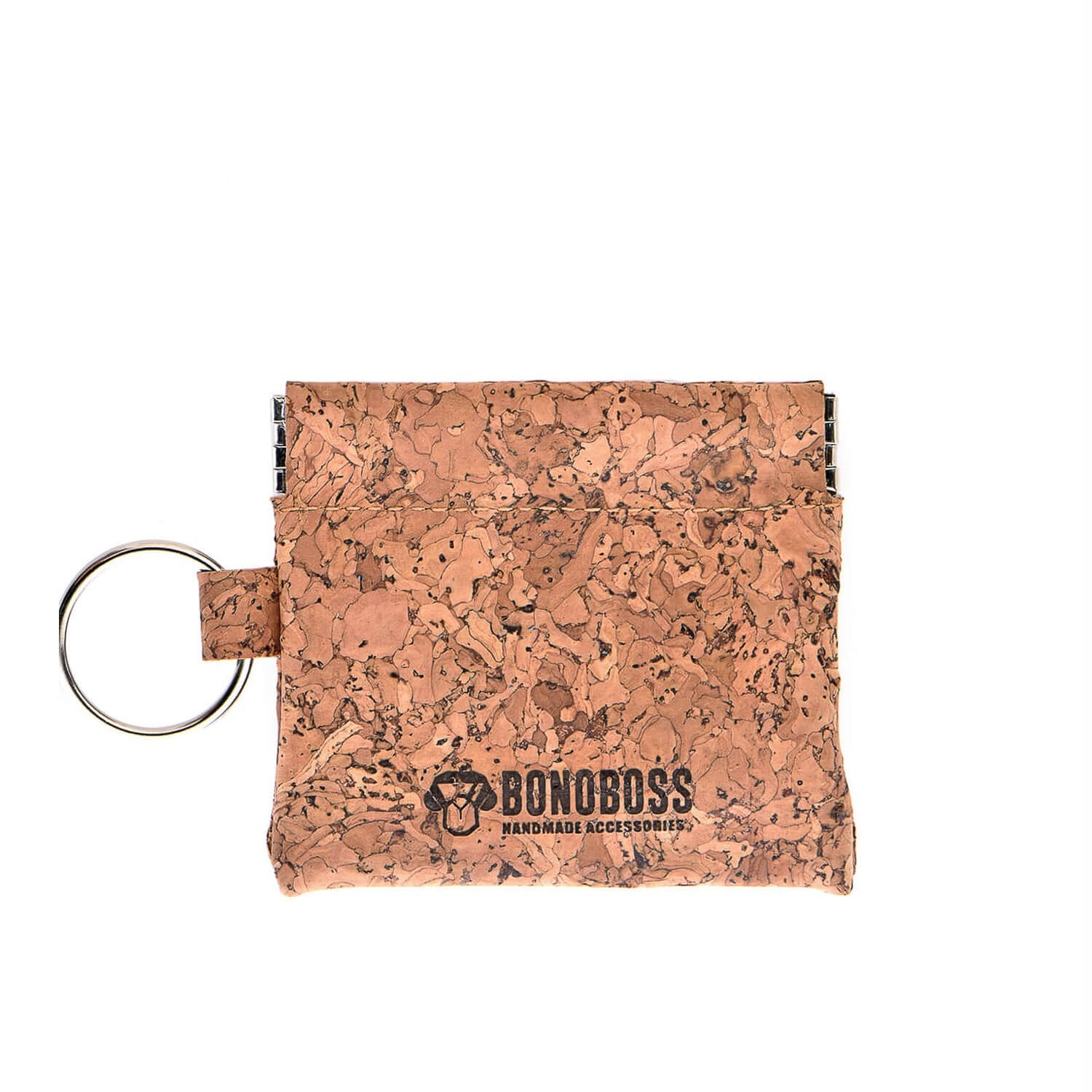 Cork purse dark coffee