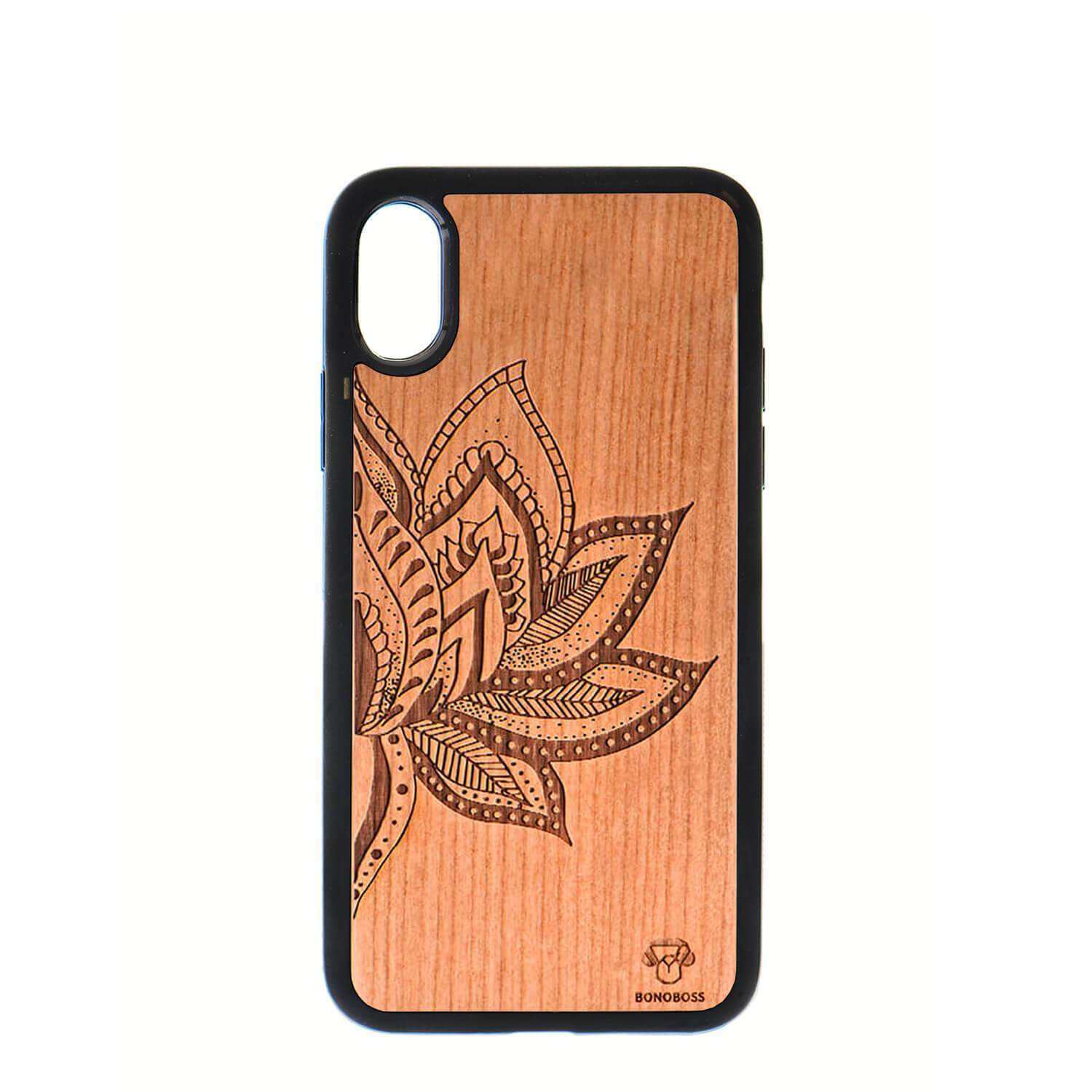 Carcasa Lotus iPhone XS Max