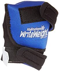 Abilitations Child Size Write Weight, Right Hand (113g) - Sensory Corner