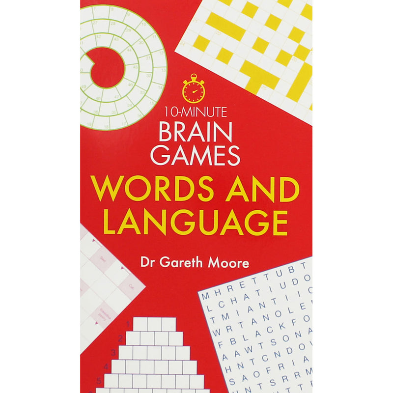 10 Minute Brain Games Word and Language