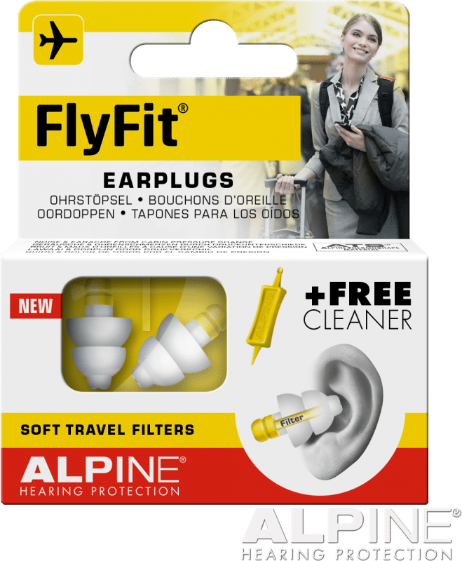 Ear Plugs- Fly Fit