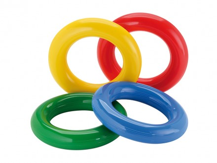 Gym Rings (set 4)