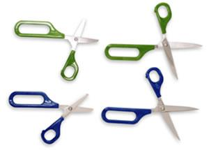 Long Loop Self Opening Scissors (45mm Right)