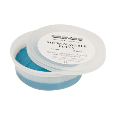 Microwaveable Putty (Firm- Blue)